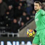 Skrót meczu: Manchester City 2-3 Swansea City