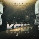 KSW 46 w Gliwicach: Khalidov vs Narkun
